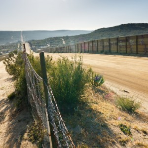 border fence mexico immigration