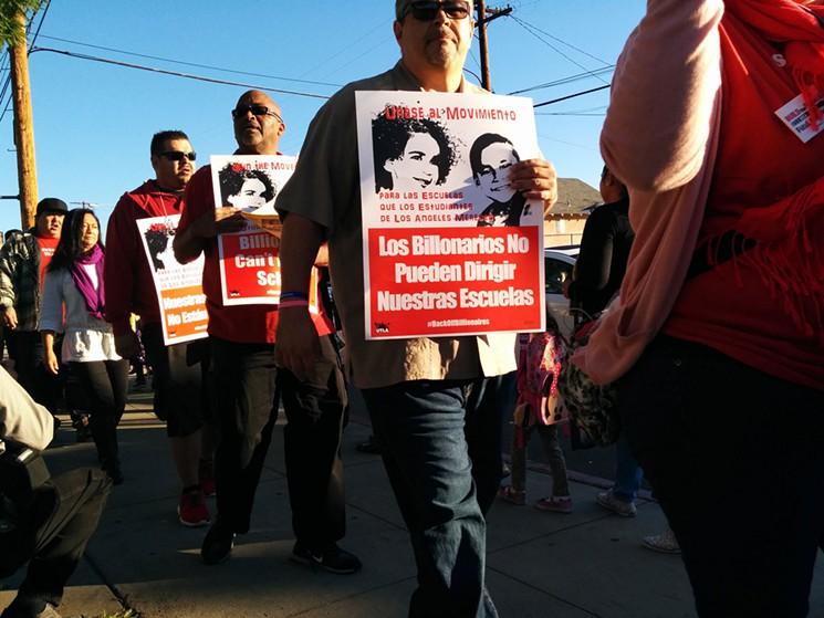 ULTA protest
