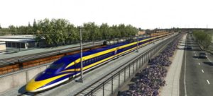High Speed Rail Fresno