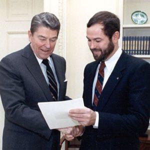 Dana and Reagan