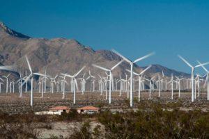 Wind Turbines Power Energy