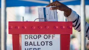 vote ballots